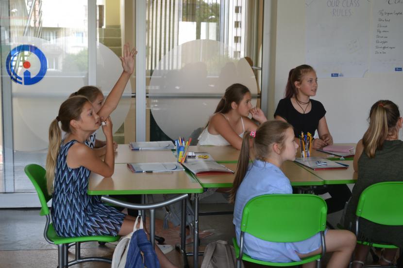 Angļu valodas vasarnīca 2017