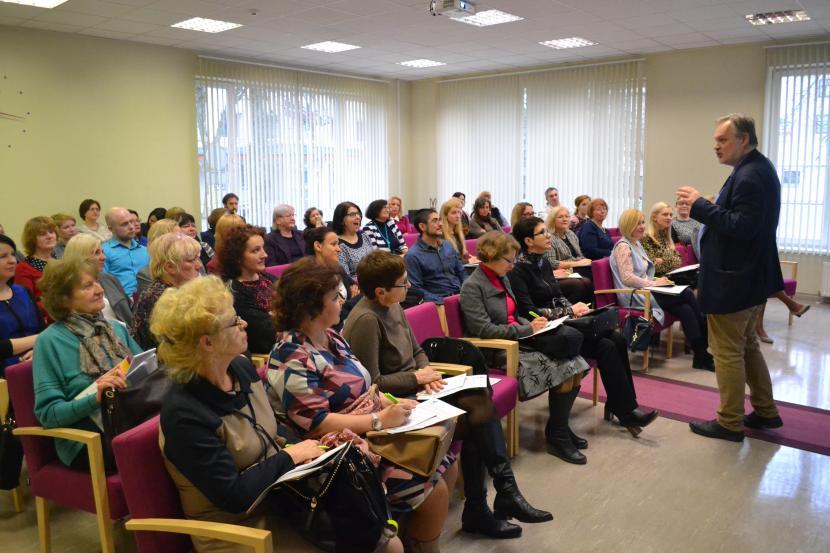 Metodisks seminārs skolotājiem par efektīvu mācīšanos