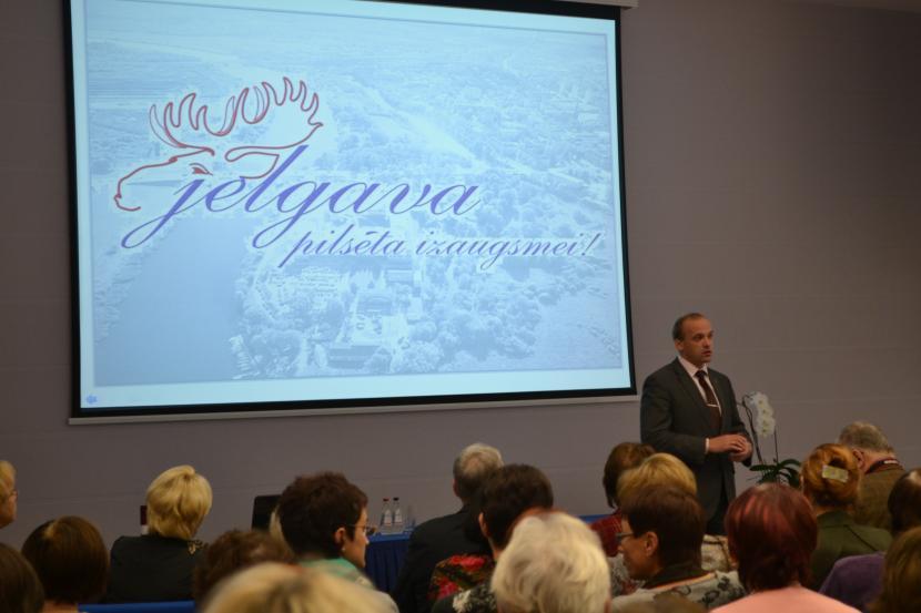 """Inovācijas diena pedagogiem """"Manai Latvijai 95"""""""