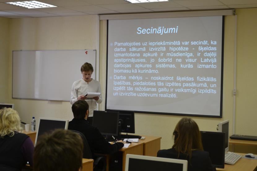 Zemgales reģionālā skolēnu zinātniski pētniecisko darbu 4.konference