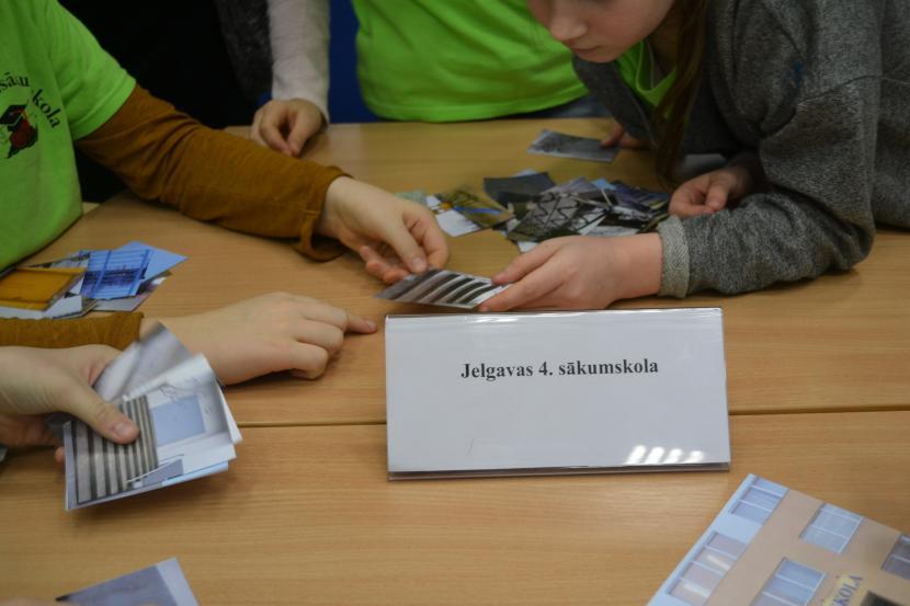 """3. klašu komandas startē konkursā """"Droši un radoši informācijas pasaulē"""""""
