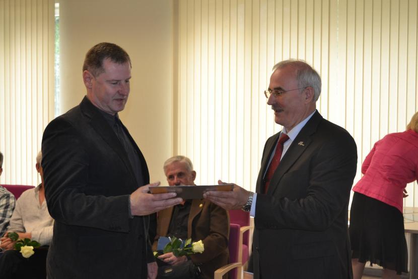 Jelgavas amata meistaru godināšana