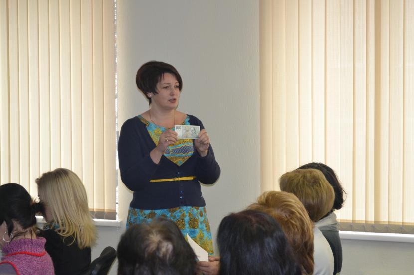 """Inovāciju diena pedagogiem """"Finanšu pratība - lokāli un globāli"""""""