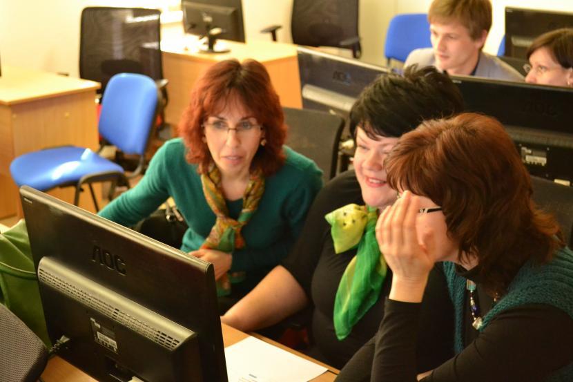 E-prasmju diena pedagogiem 2014