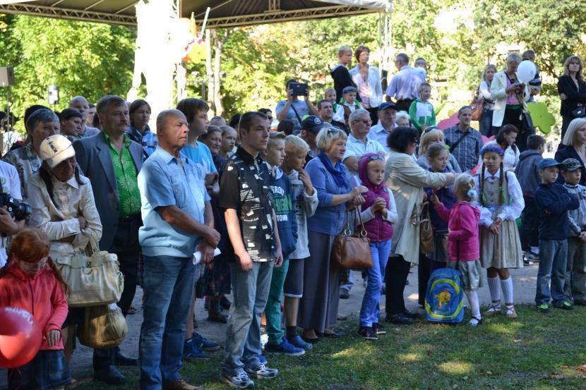 Metāla svētki Jelgavā 2013 - Iespēju labirints