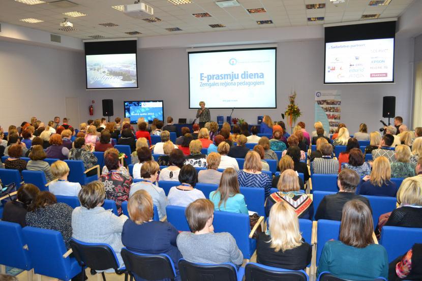 E-prasmju diena Zemgales reģiona pedagogiem 2016