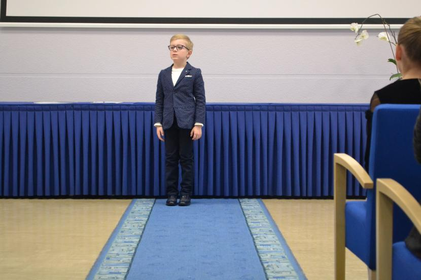 Skolēnu skatuves runas konkurss, 1. kārta