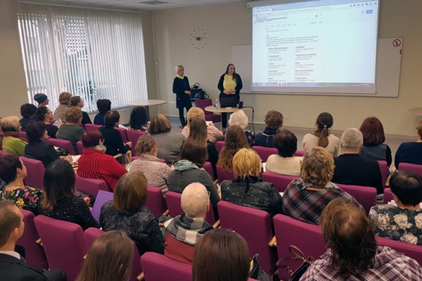 """VID seminārs """"Sabiedriskā labuma organizāciju uzraudzības aktualitātes"""""""