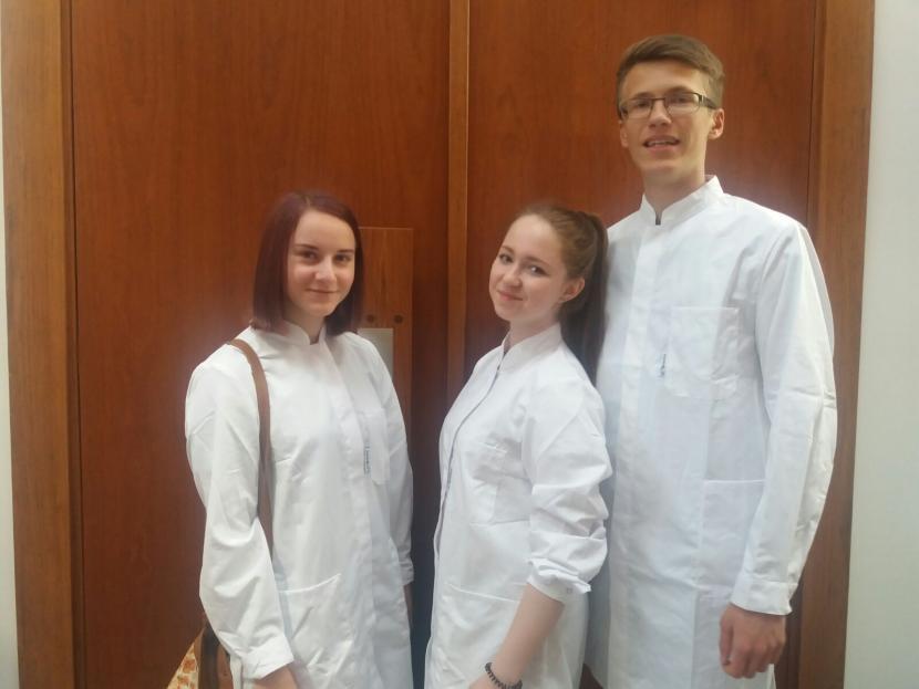 Junioru universitātes dalībniecei bronza Eiropas dabaszinātņu olimpiādē