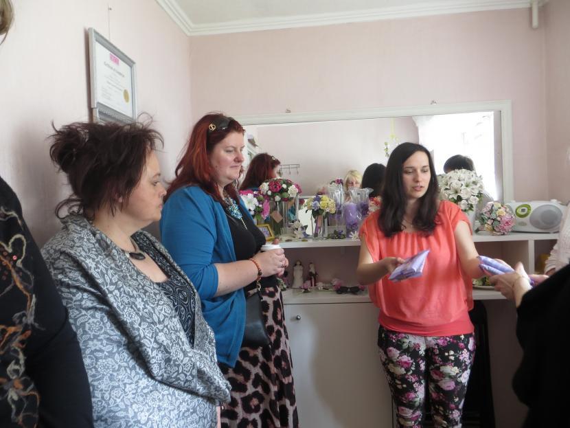 """Izbraukuma seminārs """"Sievietes uzņēmējdarbībā - Jelgava 2016"""""""