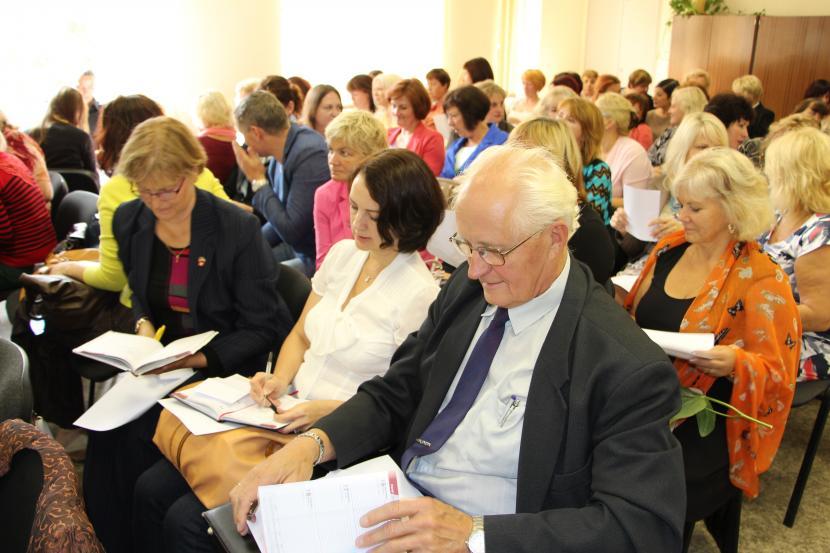 Jelgavas pilsētas pedagogu augusta sanāksme