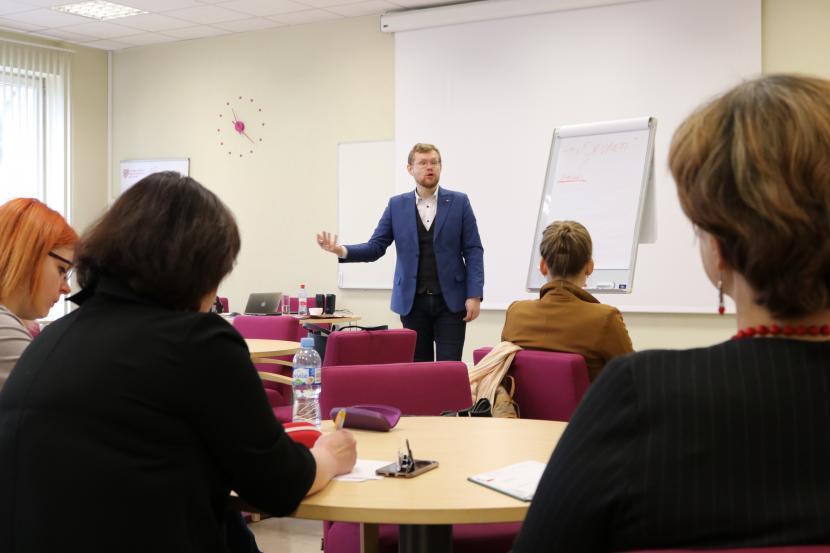 Spēka darbnīcas pedagogiem