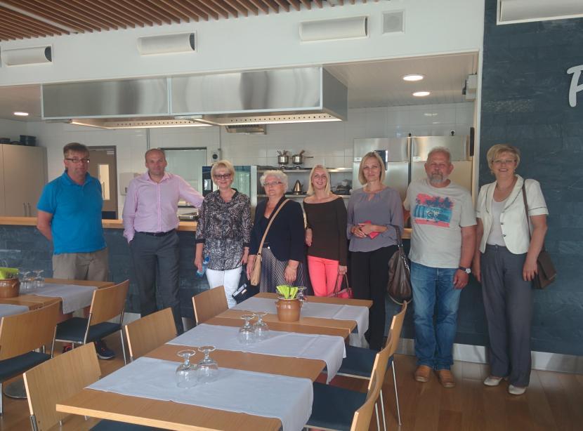 """Projekta """"INNOSTARTUP"""" partneru tikšanās Somijā"""
