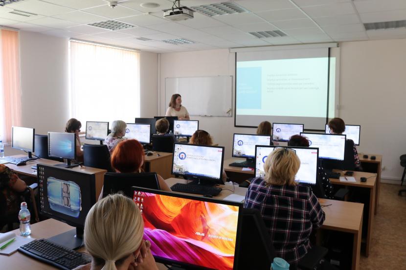 """Mācību gada noslēguma pasākums """"Izglītības iestāde kā mācīšanās organizācija"""""""