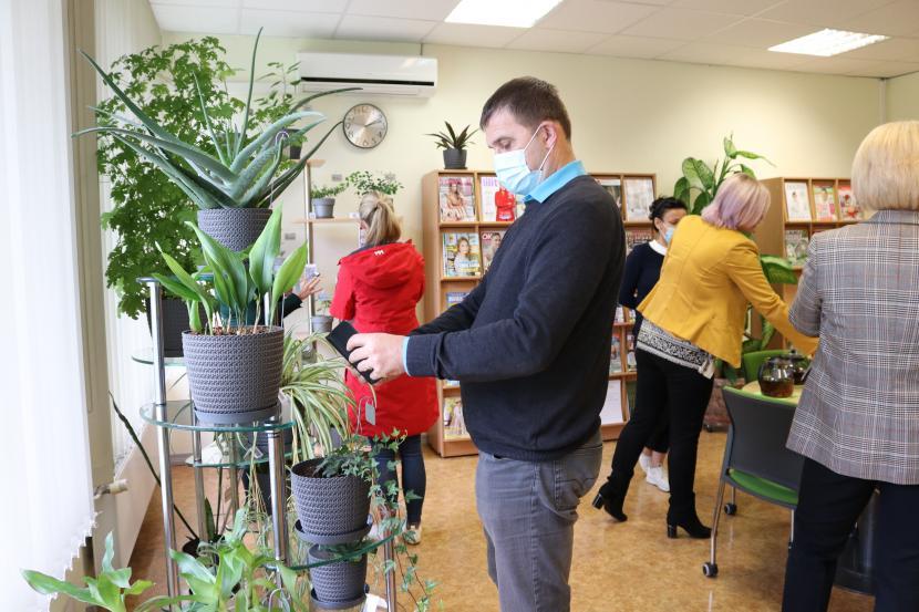 """Projekta """"Zaļās prasmes zaļākai dzīvei"""" pirmā tikšanās"""