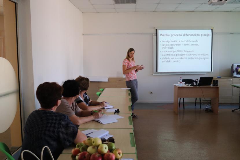Jelgavas pedagogu augusta sanāksme