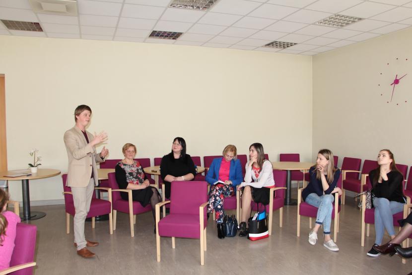 Spēka dabnīcas pedagogiem 28.04.2017