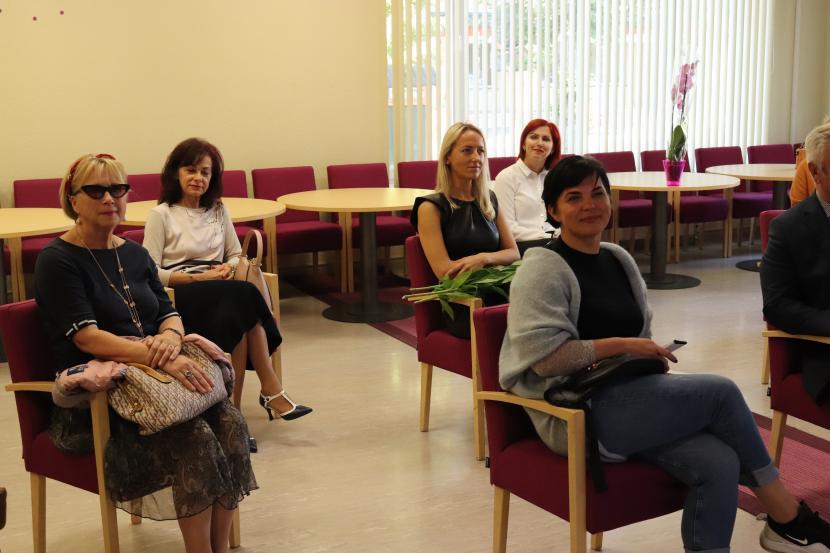 Ekonomiski aktīvo sieviešu atbalsta resursu centra atklāšana