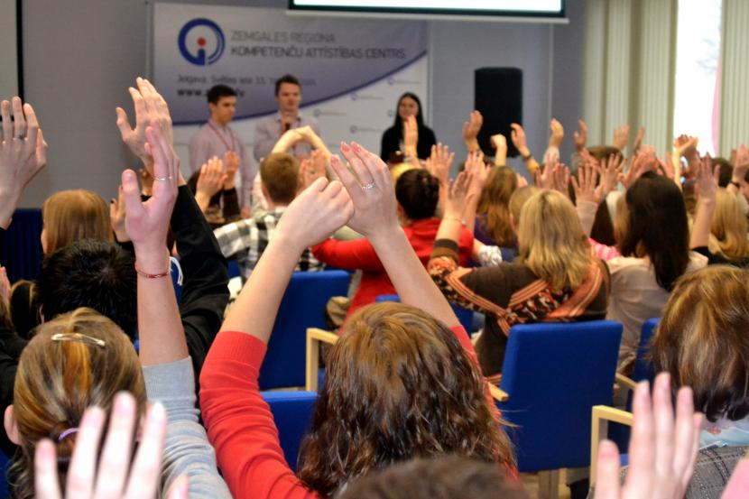 Zemgales reģiona Skolēnu pašpārvalžu forums