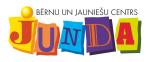 Logo_JUNDA_ar_baltu_fonu